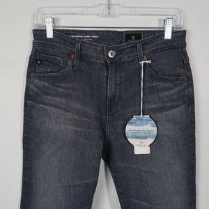 AG Adriano Goldschmied Jeans Farrah Ankle 28